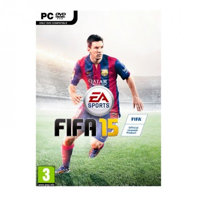 Electronic Arts - Pc Fifa 15. Inglese Base Pc Videogiochi